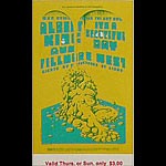 BG # 172 Albert King Fillmore Thursday - Sunday ticket BG172