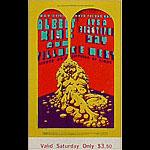 BG # 172 Albert King Fillmore Saturday ticket BG172