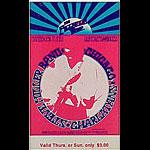 BG # 175 Steve Miller Blues Band Fillmore Thursday - Sunday ticket BG175