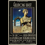 BG # 178-1 The Who Fillmore Poster BG178