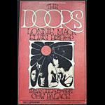BG # 186-1 Doors Fillmore Poster BG186