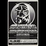 BG # 191-1 Steve Miller Band Fillmore Poster BG191