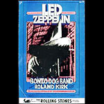 BG # 199-1 Led Zeppelin Fillmore Poster BG199