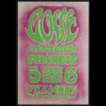 BG # 21-1 Love Fillmore Poster BG21