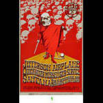 BG # 222A Benefit Concert For The Grateful Dead Fillmore Monday ticket BG222A