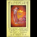BG # 223-1 Ten Years After Fillmore Poster BG223