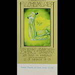 BG # 223 Ten Years After Fillmore Thursday - Sunday ticket BG223