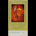 BG # 223 Ten Years After Fillmore Saturday ticket BG223