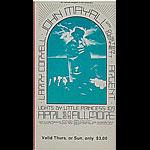 BG # 228 John Mayall w/Duster Bennett Fillmore Thursday - Sunday ticket BG228