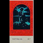 BG # 228 John Mayall w/Duster Bennett Fillmore Friday ticket BG228