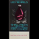 BG # 232 Lee Michaels Fillmore Thursday - Sunday ticket BG232