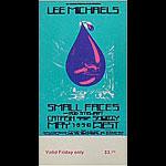 BG # 232 Lee Michaels Fillmore Friday ticket BG232