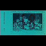 BG # 236 Country Joe and the Fish Fillmore Saturday ticket BG236