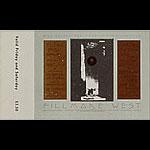 BG # 246 Byrds Fillmore Friday - Saturday ticket BG246