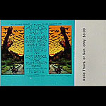 BG # 250 Chuck Berry Fillmore Thursday - Sunday ticket BG250