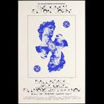 BG # 256-1 Kinks Fillmore Poster BG256