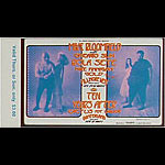 BG # 278 Mike Bloomfield Fillmore Thursday - Sunday ticket BG278
