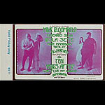 BG # 278 Mike Bloomfield Fillmore Friday ticket BG278
