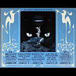BG # 287-1 Boz Scaggs, Cold Blood Fillmore Poster BG287