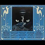 BG # 287-1 Boz Scaggs Cold Blood Fillmore Poster BG287