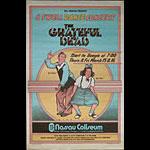 BG # 288-1 Grateful Dead Fillmore Poster BG288