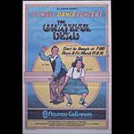 BG # 288-B Grateful Dead Fillmore Poster BG288