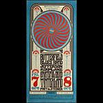 BG # 30-2 Butterfield Blues Band Fillmore Poster BG30