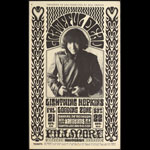 BG # 32-1 Grateful Deadcoarser stock version Fillmore Poster BG32