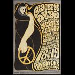 BG # 38-3 Grateful Dead Fillmore Poster BG38