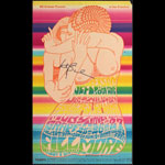 BG # 39-1 Jefferson Airplane Fillmore Poster BG39