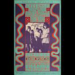 BG # 42-1 Jefferson Airplane Fillmore Poster BG42