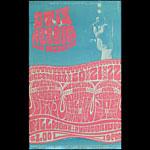 BG # 43-1 Otis Redding & His Orchestra Fillmore Poster BG43