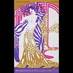 BG # 59-1 Howlin' Wolf Fillmore Poster BG59