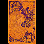 BG # 69-1 Jefferson Airplane Fillmore Poster BG69