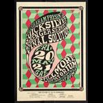 BG # 7-1 Quicksilver Messenger Service Fillmore Poster BG7