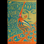 BG # 75-1 Yardbirds Fillmore Poster BG75