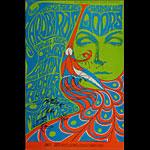 BG # 75-3 Yardbirds Fillmore Poster BG75