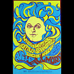 BG # 76-1 Muddy Waters Fillmore Poster BG76