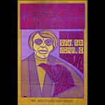 BG # 80-1 Cream Fillmore Poster BG80