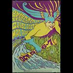 BG # 87-1 Quicksilver Messenger Service Fillmore Poster BG87