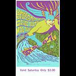 BG # 87 Quicksilver Messenger Service Fillmore Saturday ticket BG87