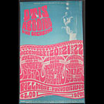 BG # 43-1 Otis Redding & His Orchestra Fillmore Poster BG43