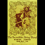 BG # ISBy-1 Incredible String Band Fillmore Poster BGISBy