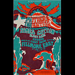BG # NY4-1 Mothers of Invention Fillmore Poster BGNY4