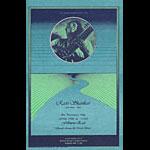 BG # NY9-1 Ravi Shankar Fillmore postcard - stamp back BGNY9