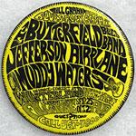 BG # 29-1 Scarce BG-29 'The Sound' AOR 2.53 Fillmore Button BG29