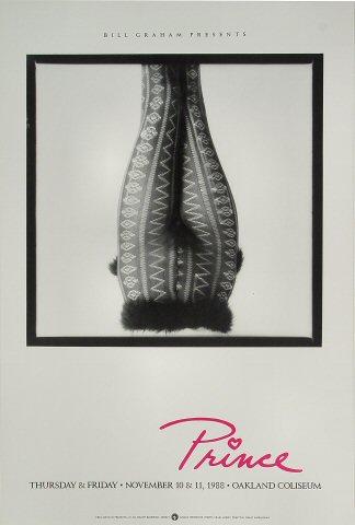 Prince Bill Graham Presents Poster BGP27