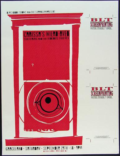 33 RPM - Andrio Abero Carissa's Weird Uncut Proofsheet