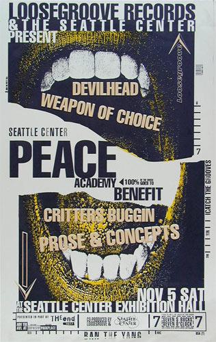 Devilhead Poster
