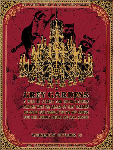Alien Corset Grey Gardens Movie Poster